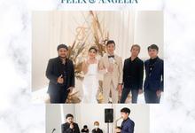 The Wedding Of Felix & Angelia by Samudra Music Entertainment