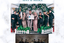 The Wedding of Adit & Rizka by Samudra Music Entertainment