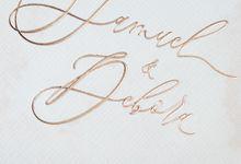 Samuel & Debora by Meltiq Invitation