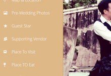 Samuel & Retta Wedding by Wedding Apps