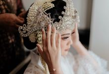 The Wedding of Sanchia & Indra by Visuel Project