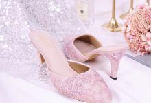Selop Brukat Pink by SLIGHTshop.com