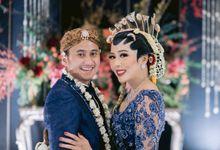 Karina & Sona Wedding by Akuwedding