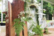 A Rustic Affair by Flora Artisan