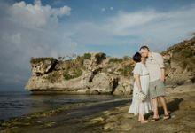 Sandra and Scott Renew Wedding Vows by Happy Bali Wedding