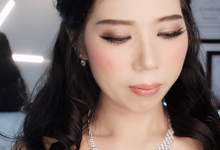 Wedding ms Lia by Sandra Bridal and Makeup Academy