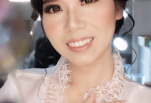 Wedding ms Lia by Sandra Bridal and Makeup Academy