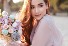 makeup Photoshoot with tirtapictura by Sandra Bridal and Makeup Academy