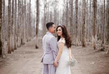 Prewedding ms dessy by Sandra Bridal and Makeup Academy
