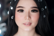 Barbie look by Sandra Bridal and Makeup Academy
