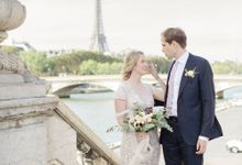 Unconventional wedding party in Paris by Xenia Motif Creative Studio