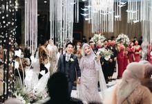 Wedding of Shella & Seto by Alexo Pictures