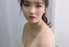 Wedding make up  by sandy_hsu_make_up
