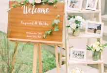 Vielzha and Raymond Wedding by Luna Events and Decor