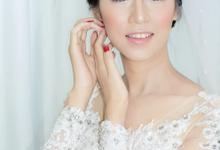 make up artist by SANSAN Bridal