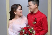 Jody and Maria wedding by SANSAN Bridal