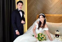 Ryan and Winda Wedding by SANSAN Bridal