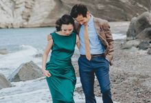 Santorini romance by Mindy Tan, Weddings