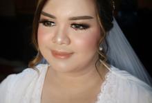 The Wedding of Desi & Brury by SARA ROSE Makeup Artist
