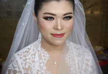 The Wedding of Vera & Anton by SARA ROSE Makeup Artist