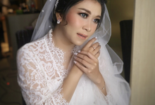The Wedding of Yoan & Fendy by SARA ROSE Makeup Artist