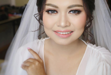 The Wedding of Gana & Hana by SARA ROSE Makeup Artist