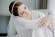 The Wedding of Shelina & Tomy by SARA ROSE Makeup Artist