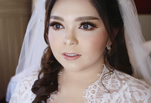 The Wedding of Nina & Yopie by SARA ROSE Makeup Artist
