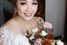 The Wedding of Acha & Biru by SARA ROSE Makeup Artist