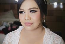 The Wedding of Amelia & Erick by SARA ROSE Makeup Artist
