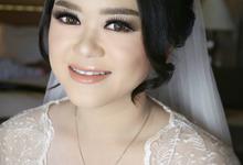 The Wedding of Winda & Adi by SARA ROSE Makeup Artist
