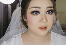 The Wedding of Winda & Julio by SARA ROSE Makeup Artist