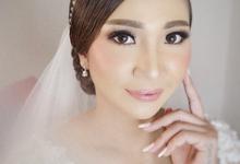 The Wedding of Clara & Willy by SARA ROSE Makeup Artist