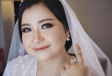 The Wedding of Sarah & Ivan by SARA ROSE Makeup Artist