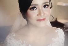 The Wedding of Theresia & Samuel by SARA ROSE Makeup Artist