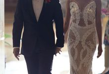 THE WEDDING OF SARA SOFYAN by Aidan and Ice