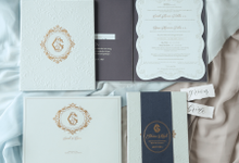 Sarah & Gema by Meltiq Invitation