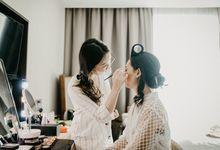 Sarah & Dimas Intimate Wedding by Kalastories