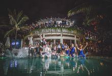 Sarah & Ian - The Wedding by Bali Weddings Photography
