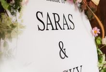 Saras & Ricky's Engagement by Kreasae