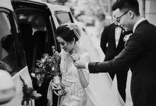 Pernikahan Outdoor Rustic di Kota Jakarta by W The Organizer