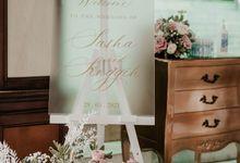 Akad Decoration for Sasha & Singgih by ULI by tnf