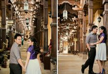 Prewedding of Saskia & Derri by ThePhotoCap.Inc