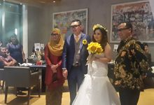 Wedding Alfiansyah & Aurelia, 22 Januari 2017 by Red Hat Organizer