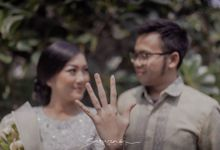 Engagement of Nadya and Tezza by Saturasi Moment