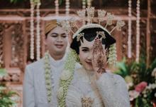 From the wedding of Merinta & Amin by Satunama Photography