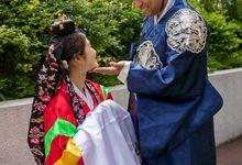 Saurav & Mina - A Korean Wedding by Vera Morgana