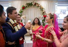 Saurav & Mina - A Bengali Wedding by Vera Morgana