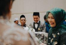 Wedding Of Lovy & Guntur by Redflag Photoworks