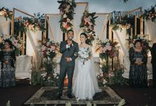 Eki & Tari Wedding At Maxis Resto by Josh & Friends Entertainment